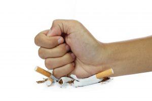 Arrêt du tabac à La Rochelle